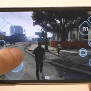 Dw gamez Gta 5 Android