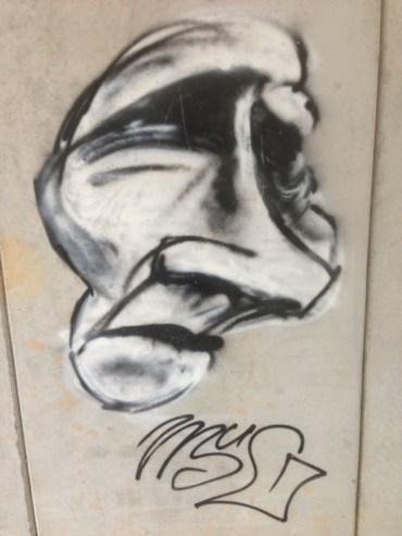 And, more graffiti.