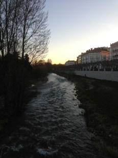Evening of day 1 in Burgos.