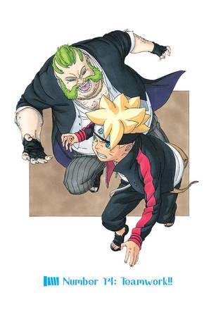 Read Boruto: Naruto Next Generations latest update - Holy Manga