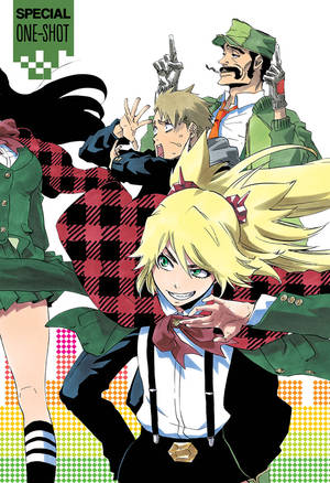 Burn The Witch Manga : witch, manga, Special, One-Shot!, Manga, Official, Shonen, Japan
