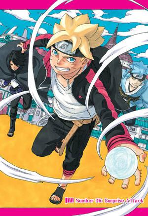 Boruto 121 Sub Indo : boruto, Boruto:, Naruto, Generations,, Chapter, Manga, Official, Shonen, Japan