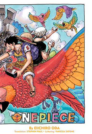 Read One Piece 985 : piece, Piece,, Chapter, Manga, Official, Shonen, Japan