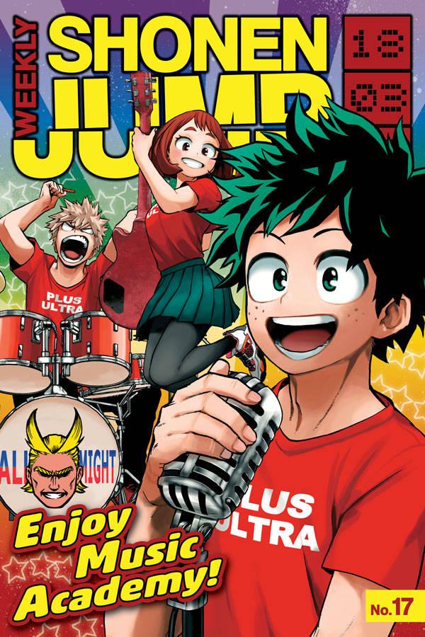 VIZ Shonen Jump The Worlds Most Popular Manga
