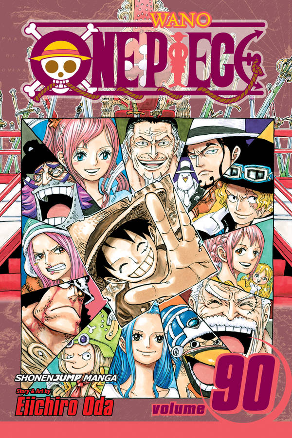 One Piece 905 Streaming : piece, streaming, Piece, Manga, Official, Shonen, Japan