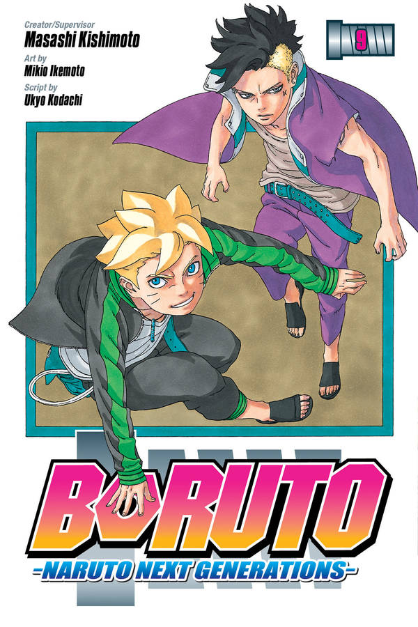 Download Boruto Episode 50 : download, boruto, episode, Boruto:, Naruto, Generations, Manga, Official, Shonen, Japan