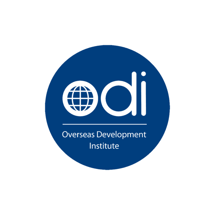 Overseas Development Institute logo