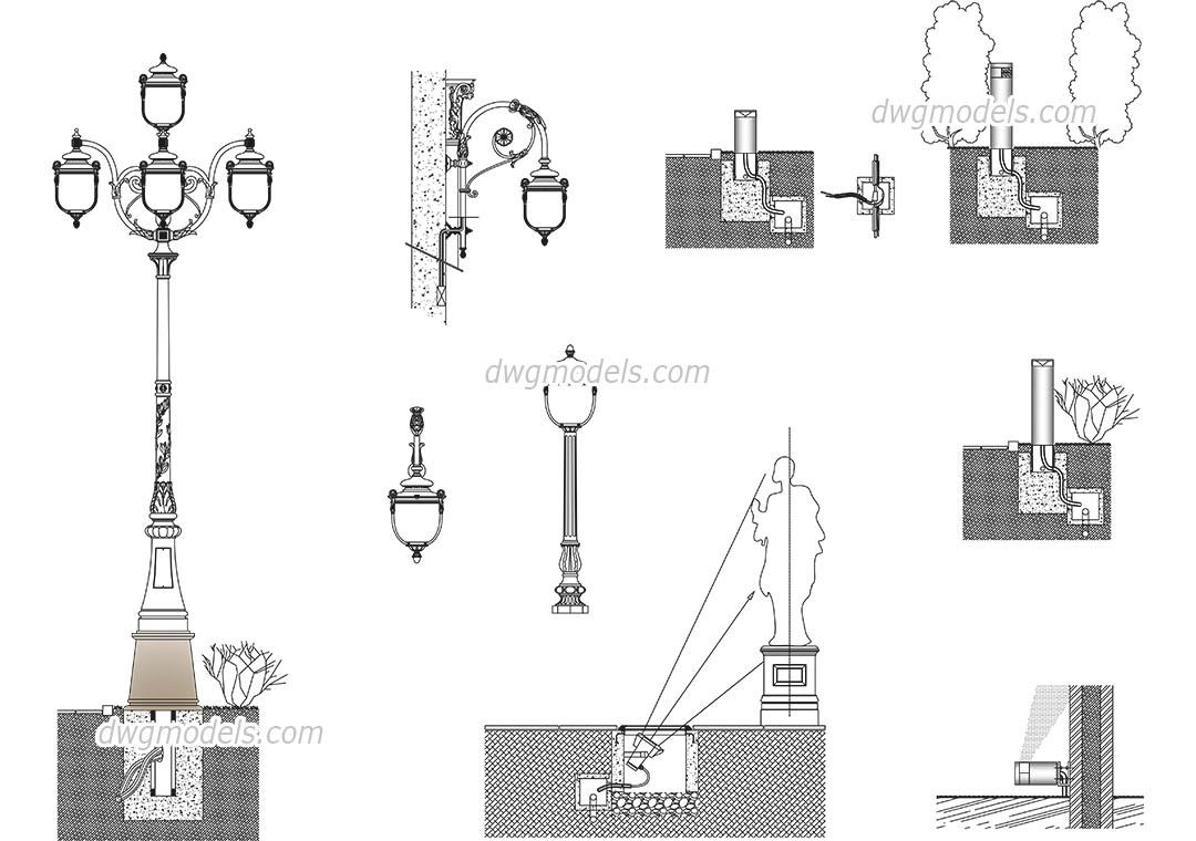 Landmark Lighting Pendant