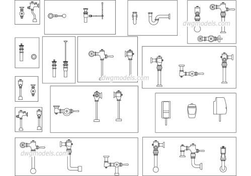 small resolution of plumbing equipment dwg cad blocks free download