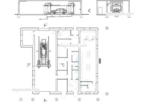 small resolution of car wash dwg cad blocks free download