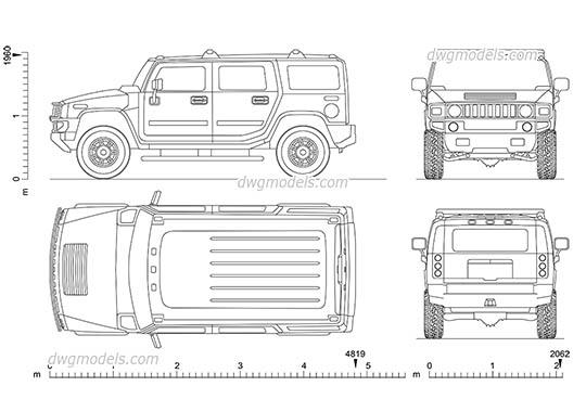 Catalog » foc » DWG models download, free CAD Blocks