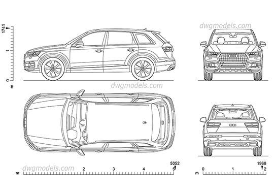 Transport dwg models, free download » Page 10