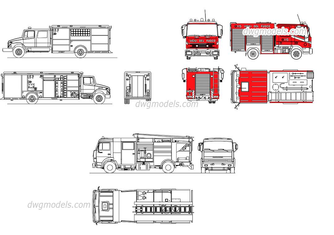 hight resolution of fire trucks dwg free cad blocks downloadfire trucks dwg cad blocks free download