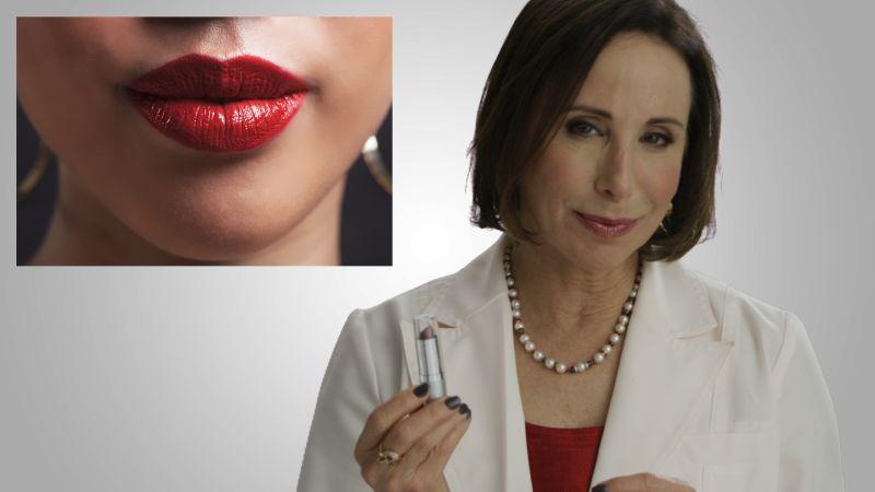 the botox lip flip