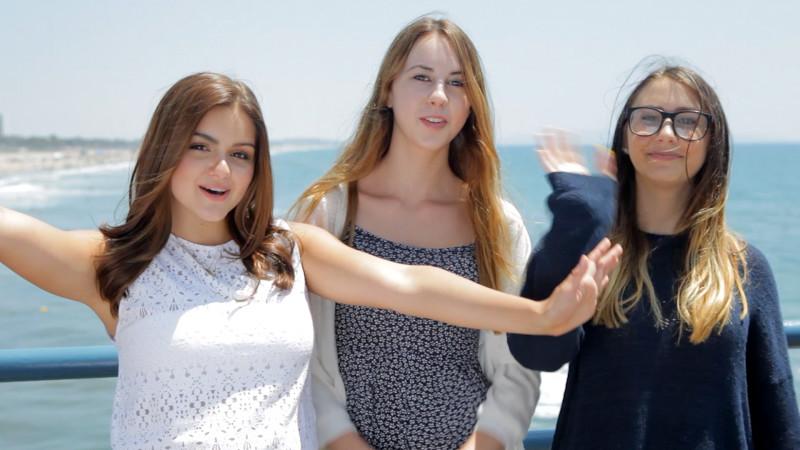 Watch Besties  Best Friend Tag with Ariel Winter and her BFFs Jessie and Bailey  Teen Vogue