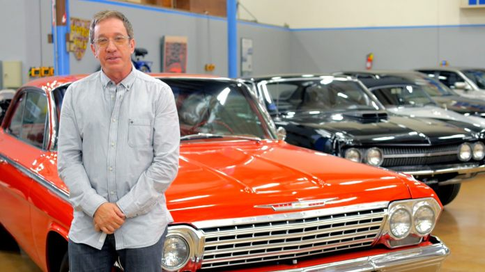 Watch Tim Allen S Private Vintage Car Collection Car Collectors Gq