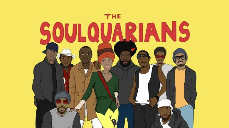 Image result for The Soulquarians