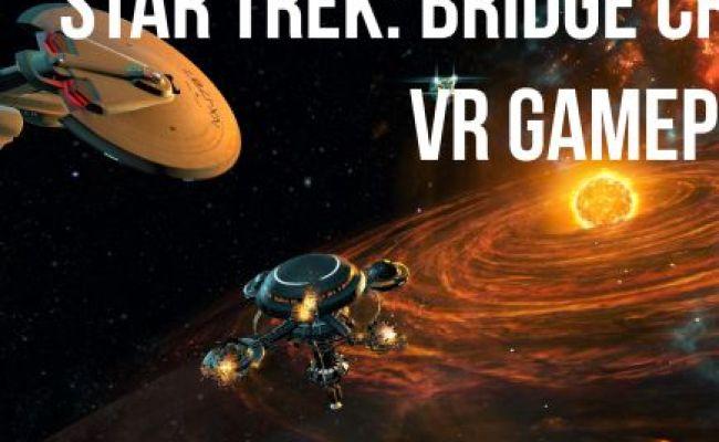 Watch Games And Culture Star Trek Bridge Crew Vr