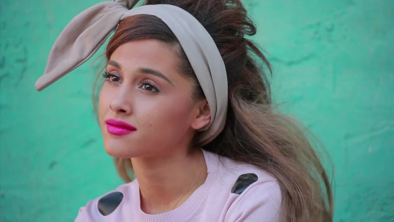Watch Teen Vogue Cover Stars  Behind the Scenes of Ariana