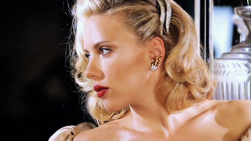 Watch On Set With Vogue The Avengers Scarlett Johansson