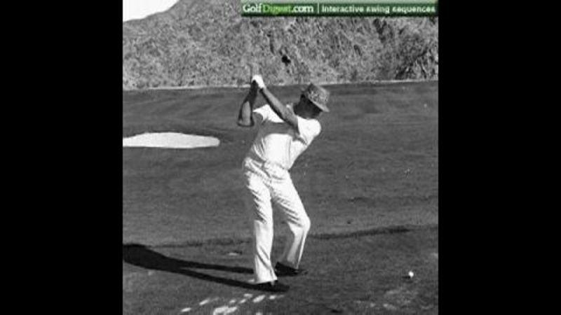 Golf Sequence Snead Swing Sam