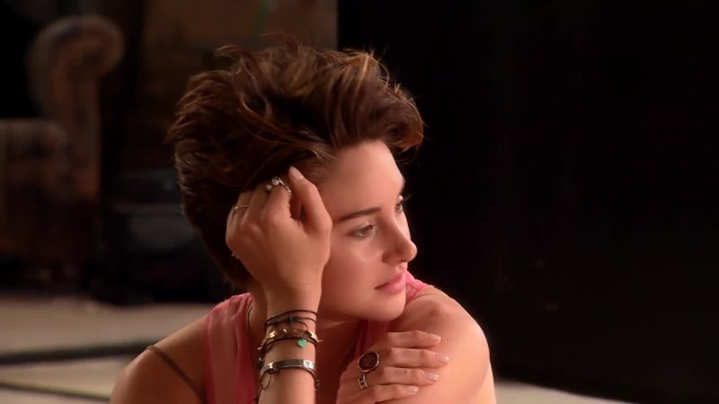 Watch Teen Vogues The Cover  On Set with Shailene