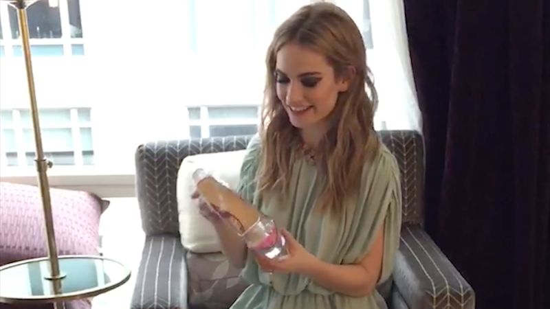 Watch Vogue Diaries  Watch Cinderellas Lily James Find the Perfect Pair of Shoes  Vogue Video