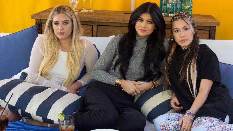 Watch Teen Vogues The Cover  Kylie Jenner Gets Real with