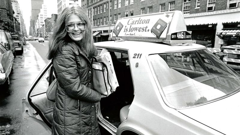 Watch Notes from All Over  Gloria Steinem Doesnt Drive