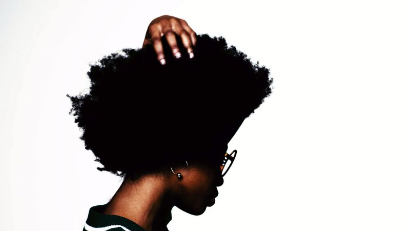 Watch Kyemah on Being African American and the Power of Her Hair  Teen Vogue Video  CNE