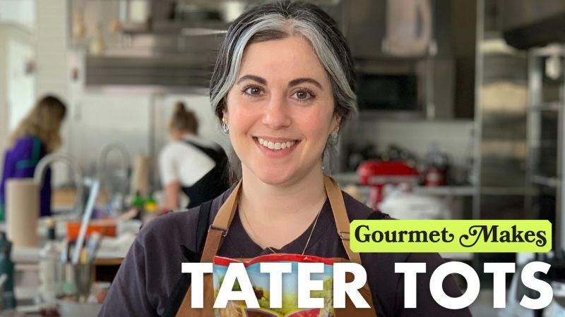 Watch Gourmet Makes Pastry Chef Attempts To Make Gourmet Tater