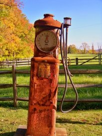 Old air pump in CT-2