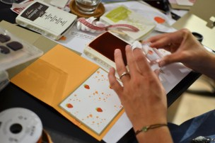 Eis Eis Baby Stempel Workshop Stampin Up Vera Bürk (2)