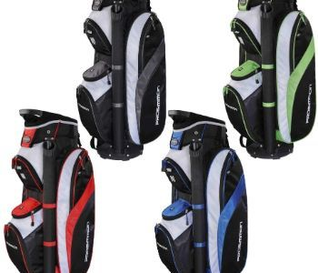 Best Push Cart Golf Bags Review