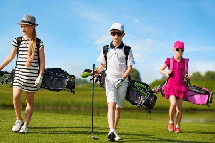 Kids Golf: Sports and Fun