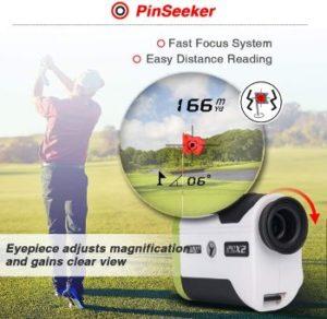 Bozily Golf Rangefinder Review piseeker