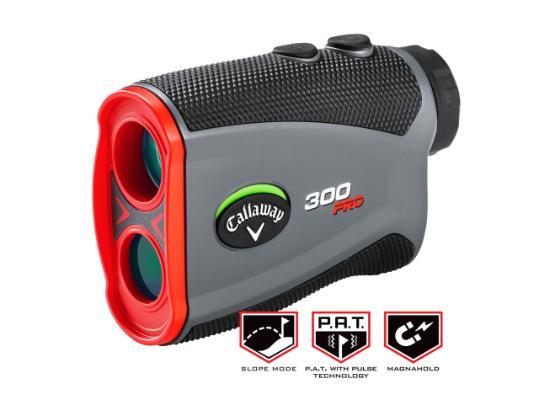 callaway 300 pro golf laser rangefinder
