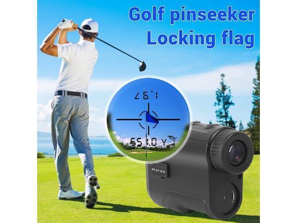 Airsson Golf Rangefinder Review