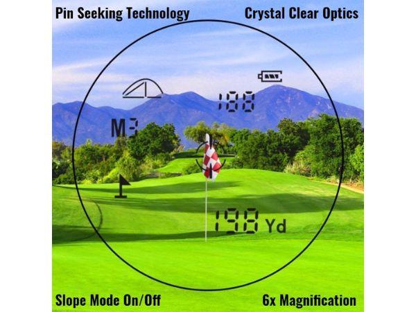 One Under Golf Elite Golf Rangefinder Review