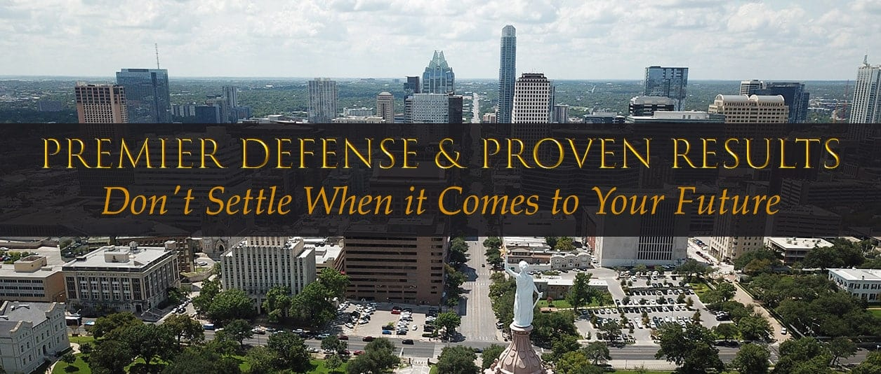 Austin DWI Lawyer Austin Criminal Attorney