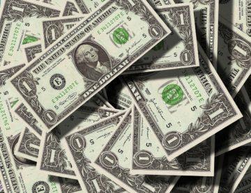 Money Representing Bail