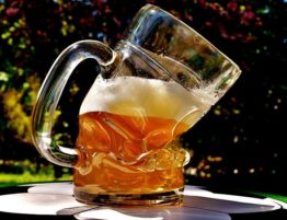 Picture of Large Beer in Stein