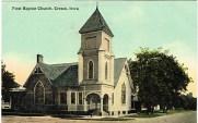 Baptist Church, Cresco