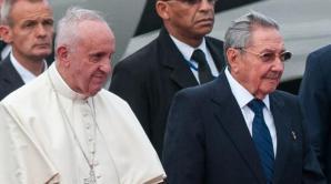 Pope Francis & President Castro