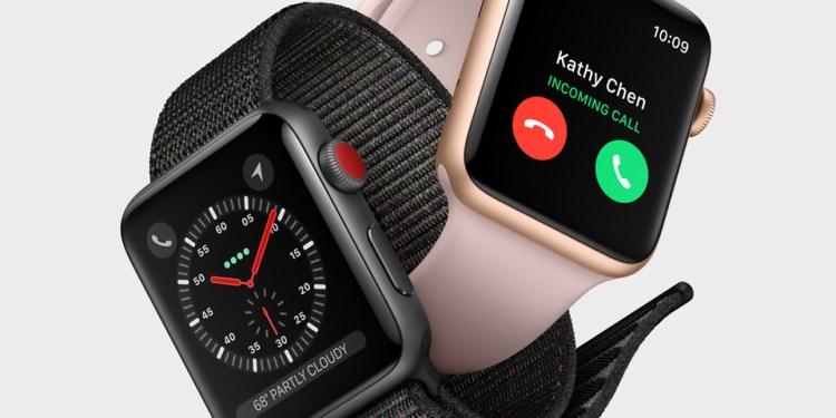Unsere ersten Eindrücke von der Apple Watch Series 3 und der Apple Watch Series 3 LTE