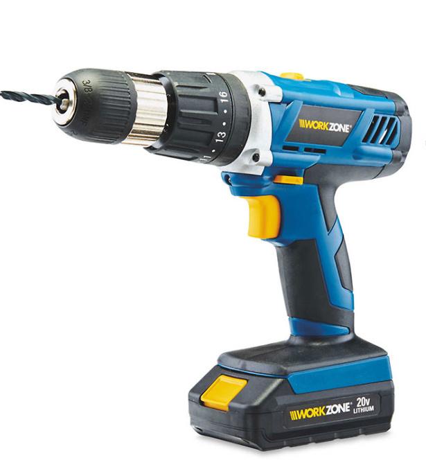 Aldi Tools Drills