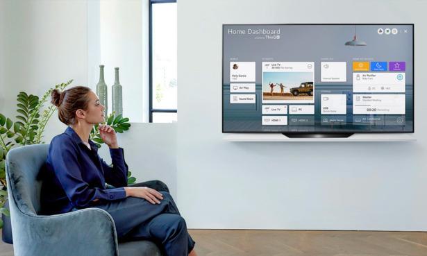 LG OLED55BX6LB TV