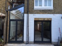 Aluminium Double Doors | DWL Windows, Doors & Conservatories