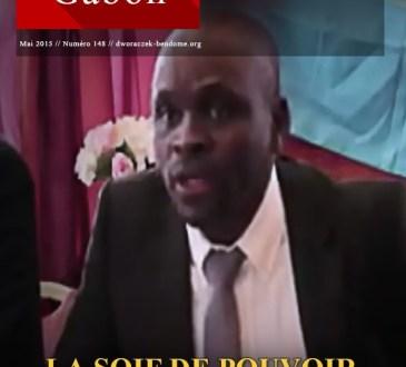 GABON : LA SOIF DE POUVOIR DE BRUNO ELLA-NGUEMA