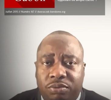 Gabon Landry AMIANG WASHINGTON Poursuivi Pour Abus de confiance et Escroquerie en bande organisée - GABON-USA : LANDRY AMIANG WASHINGTON, UN OPPOSANT DE PACOTILLE MAIS VRAI ESCROC